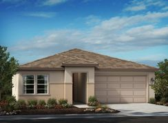 Residence Nine Modeled - Santa Barbara at Spring Mountain Ranch: Riverside, California - KB Home