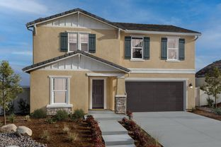 Plan 2227 Modeled - Eagle's Crest at The Cove: San Jacinto, California - KB Home