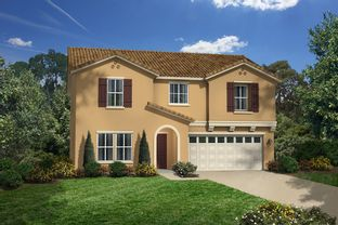 Plan 2528 - Eagle's Crest at The Cove: San Jacinto, California - KB Home