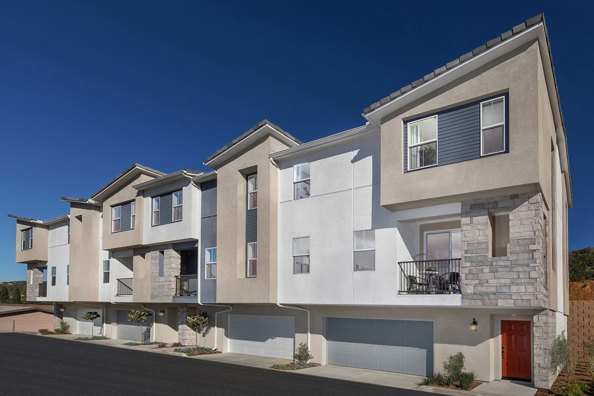 Exterior featured in the Unit C By KB Home in San Diego, CA