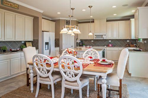 Kitchen-in-Plan 2655 Modeled-at-Landmark Pointe-in-Cibolo