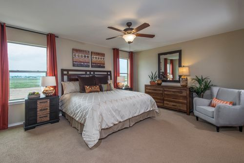 Bedroom-in-Plan 2239-at-West Village at Creekside - Heritage Collection-in-New Braunfels