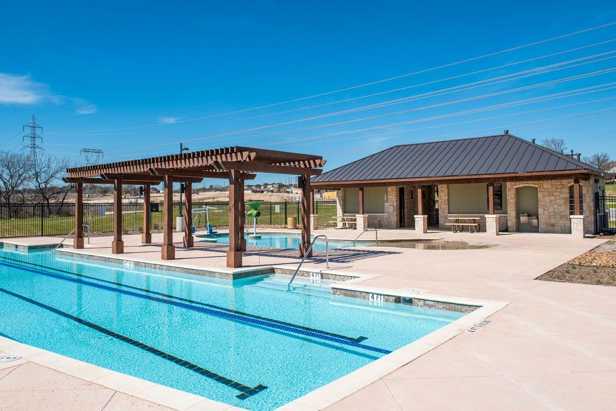 The Overlook At Medio Creek in San Antonio, TX, New Homes & Floor ...