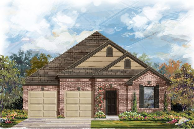 Crosscreek Clic Collection In San Antonio Tx New Homes Floor Plans By Kb Home