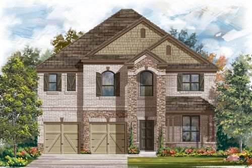 a8bb1727c82c Heights of Copperfield by KB Home in San Antonio Texas