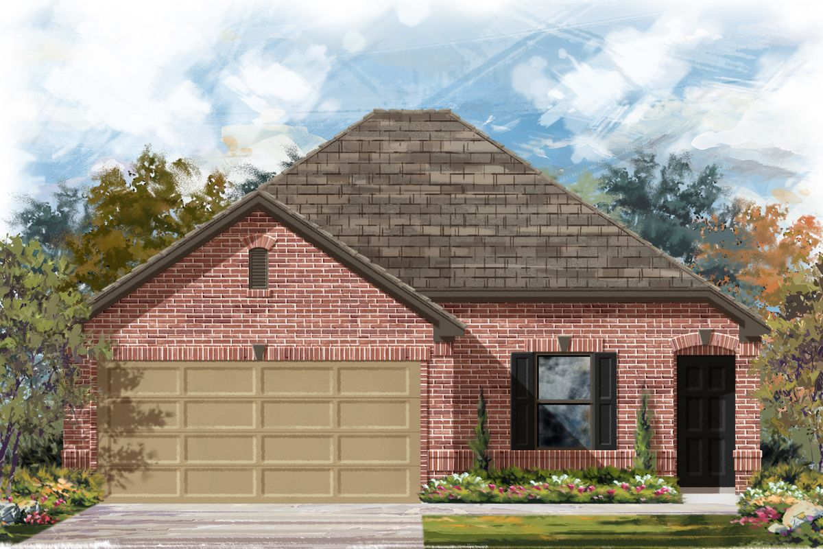 Plan 1516 Plan, Boerne, Texas 78015