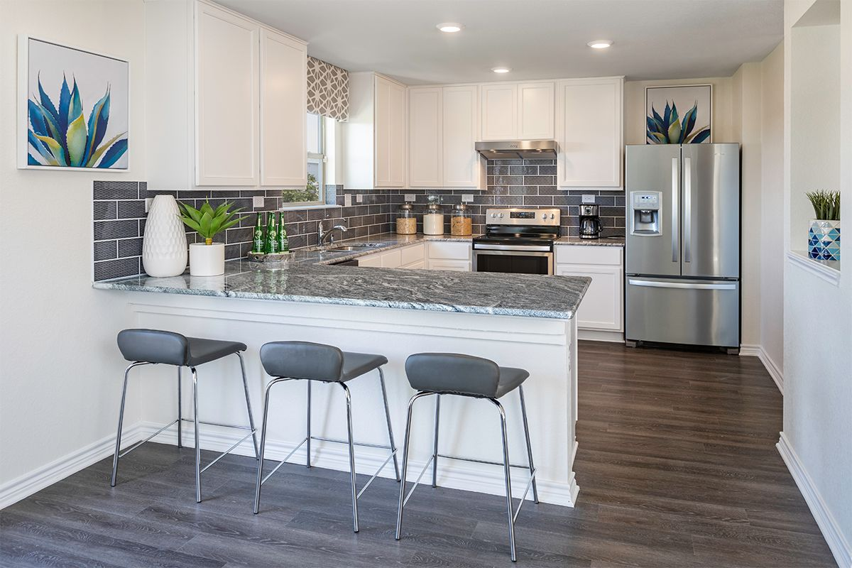 Kitchen-in-Plan 2088-at-Marbella-in-San Antonio
