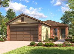 Plan 1378 - Falcon Landing: San Antonio, Texas - KB Home