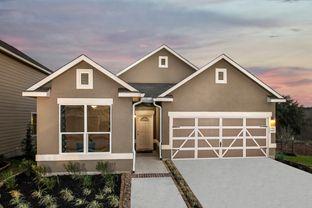Plan 1647 - Champions Landing: San Antonio, Texas - KB Home