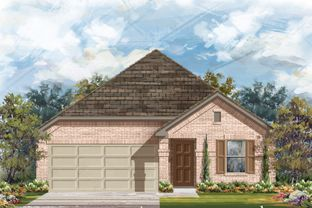 Plan 1647 - Dove Heights: San Antonio, Texas - KB Home