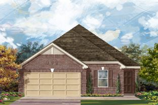 Plan 1892 - Knox Ridge: Converse, Texas - KB Home