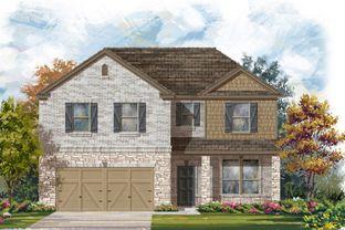 Plan 2469 - Edgebrook: Bulverde, Texas - KB Home