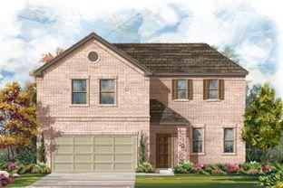 Plan 2502 - Canyon Crest: San Antonio, Texas - KB Home