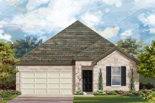 Plan 1491 - Deer Crest - Classic Collection: New Braunfels, Texas - KB Home