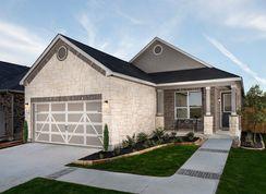 Plan 1516 Modeled - Edgebrook: Bulverde, Texas - KB Home