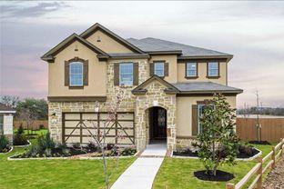 Plan 3475 - Canyon Crest: San Antonio, Texas - KB Home