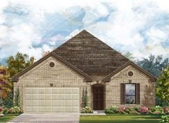 Plan 2004 - Canyon Crest: San Antonio, Texas - KB Home