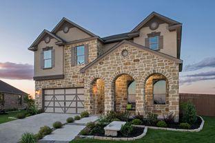 Plan 3125 - Saddle Creek: Cibolo, Texas - KB Home