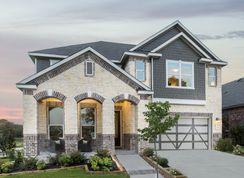 Plan 3023 - Deer Crest - Classic Collection: New Braunfels, Texas - KB Home