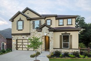 Plan 3475 - Edgebrook: Bulverde, Texas - KB Home