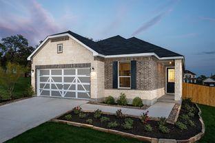 Plan 1694 Modeled - Mirabel: Boerne, Texas - KB Home