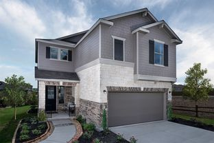 Plan 1780 - Willow View: Converse, Texas - KB Home