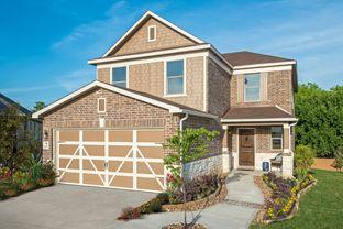 Plan 2245 Modeled - The Overlook at Medio Creek: San Antonio, Texas - KB Home