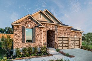 Plan 2004 Modeled - Edgebrook: Bulverde, Texas - KB Home