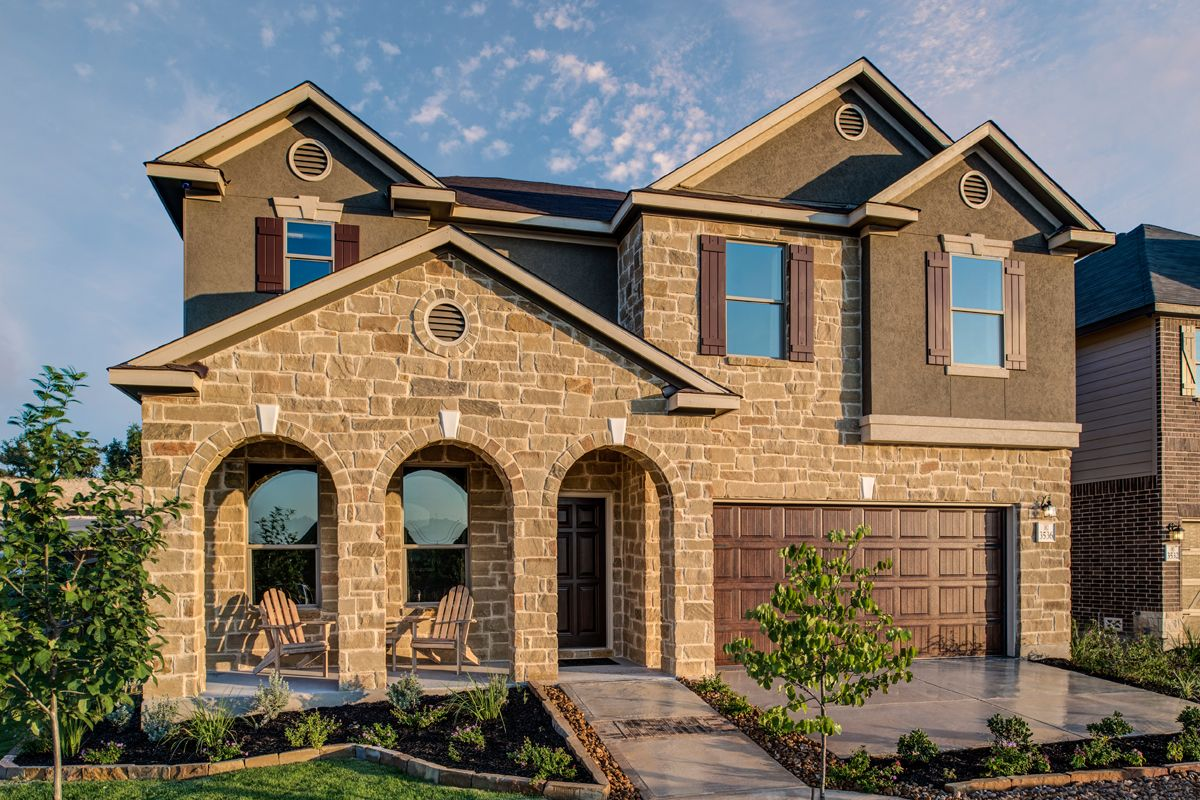 'Edgebrook' by KB Home - San Antonio in San Antonio