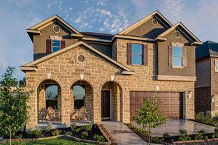 Plan 3125 Modeled - Edgebrook: Bulverde, Texas - KB Home
