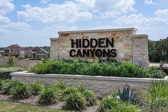 Hidden Canyons at TRP,78245