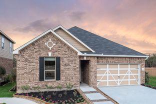Plan 2382 - Saddle Creek: Cibolo, Texas - KB Home