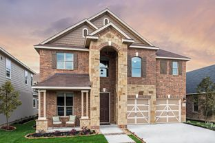 Plan 2755 Modeled - Canyon Crest: San Antonio, Texas - KB Home