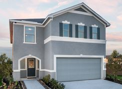 Plan 2100 Modeled - Marbella: San Antonio, Texas - KB Home