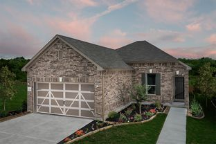 Plan 1516 - Mirabel: Boerne, Texas - KB Home