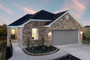 Plan 1694 - Edgebrook: Bulverde, Texas - KB Home