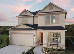 Plan 2700 - Woodside Farms: Seguin, Texas - KB Home