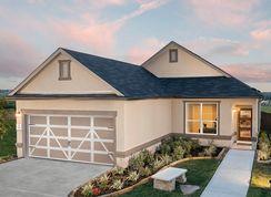 Plan 1516 Modeled - Knox Ridge: Converse, Texas - KB Home