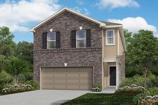 Plan 2315 - The Garrison: San Antonio, Texas - KB Home