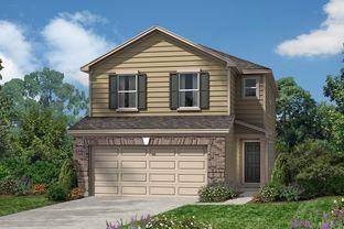 Plan 2080 Modeled - The Garrison: San Antonio, Texas - KB Home