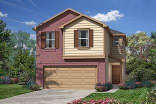 Plan 1930 - The Garrison: San Antonio, Texas - KB Home