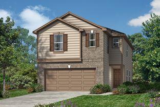 Plan 1855 - The Garrison: San Antonio, Texas - KB Home