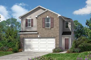 Plan 1663 - The Garrison: San Antonio, Texas - KB Home