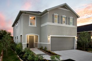Plan 2088 Modeled - Northeast Crossing: San Antonio, Texas - KB Home