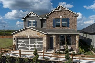 Plan 2700 Modeled - Knox Ridge: Converse, Texas - KB Home
