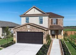 Plan 2245 Modeled - Parklands: Schertz, Texas - KB Home