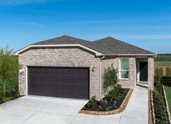Plan 1416 Modeled - Parklands: Schertz, Texas - KB Home