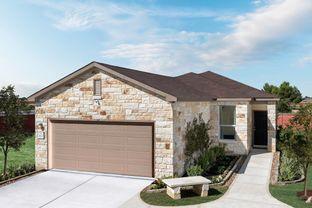 Plan 1548 Modeled - Deer Crest - Heritage Collection: New Braunfels, Texas - KB Home
