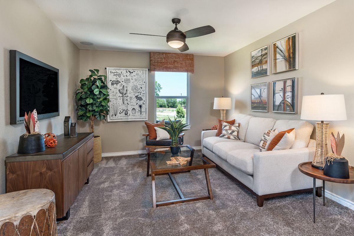 'Deer Crest - Heritage Collection' by KB Home - San Antonio in San Antonio