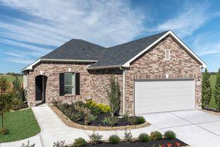 Plan 1516 Modeled - Woodside Farms: Seguin, Texas - KB Home